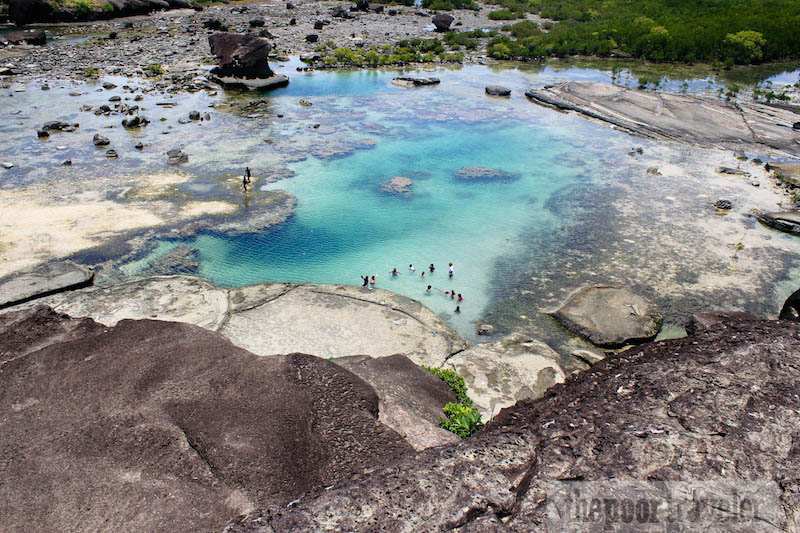 Bel-at Natural Pool, Biri Island