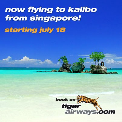 singapore-boracay flights