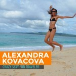 I Heart PH: Alexandra Kovacova of Crazy Sexy Fun Travels