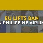 European Union Lifts Ban on Philippine Airlines