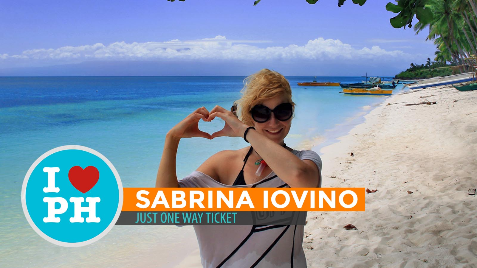 Sabrina Lovino – Just One Way Ticket