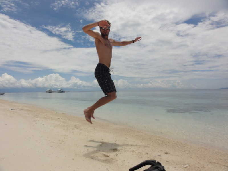 Another jump shot in Bohol!