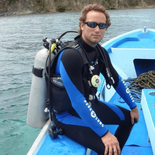 The Diving Dutchman in Puerto Galera