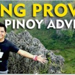 Counting Provinces with Pinoy AdvenTurista