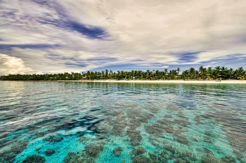 Kalanggaman Island. Photo by Sinjin Pineda