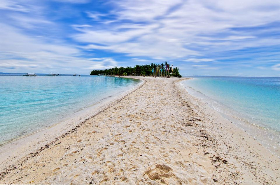 Kalanggaman Island. Photo by Sinjin Pineda