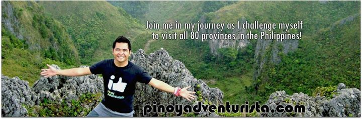 pinoy adventurista 80 provinces challenge