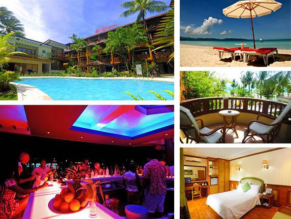 red coconut hotel boracay