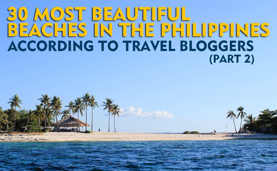 top beaches in the philippines