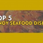 Top 5 Filipino Seafood Dishes