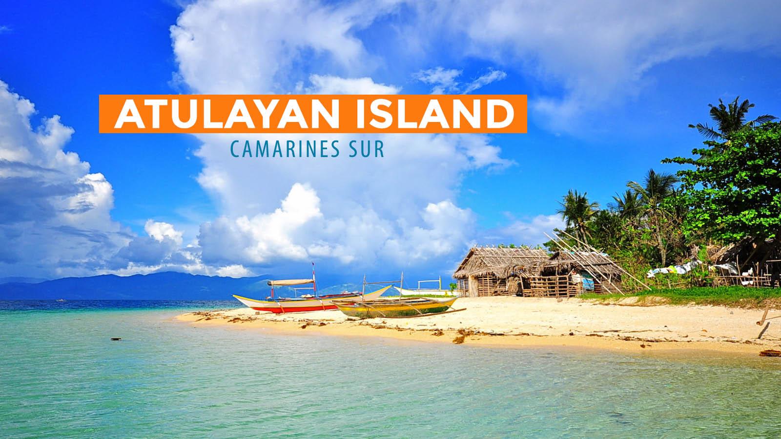 Escape To Atulayan Island  Camarines Sur