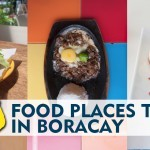 WHERE TO EAT HAPPY IN BORACAY: 10 Food Places to Try