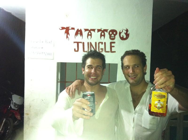 Jungle Bar Siargao