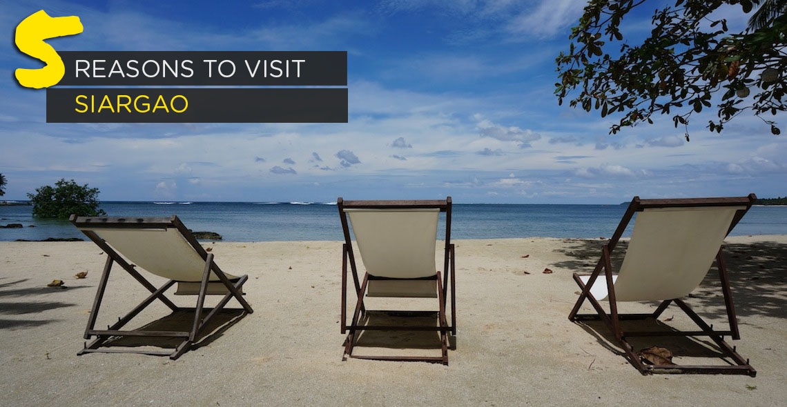 Reasons to Visit Siargao Philippines