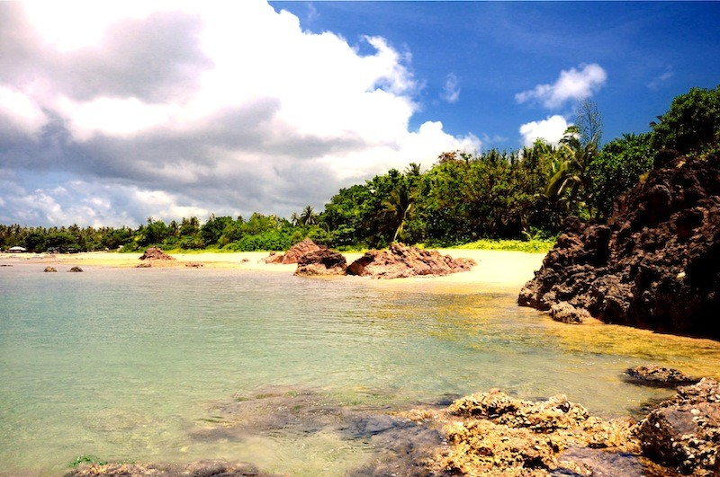 polillo island beach quezon