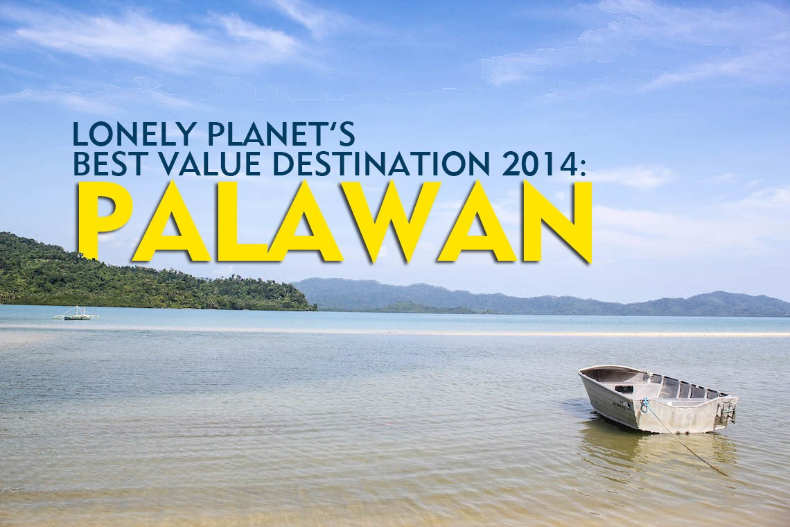 palawan best value destination 2014