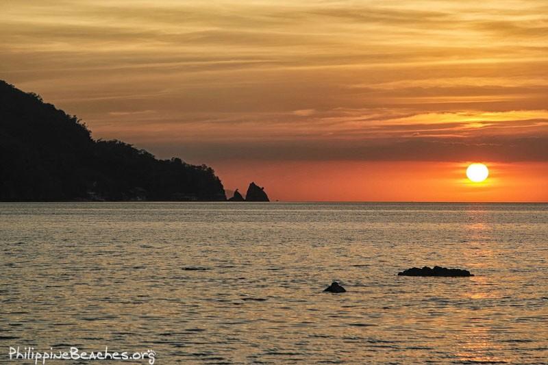 Anilao Sunset