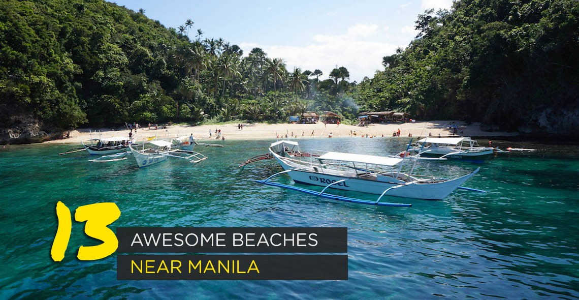 Beaches near manila philippine beach guide for Best and cheapest beach vacations
