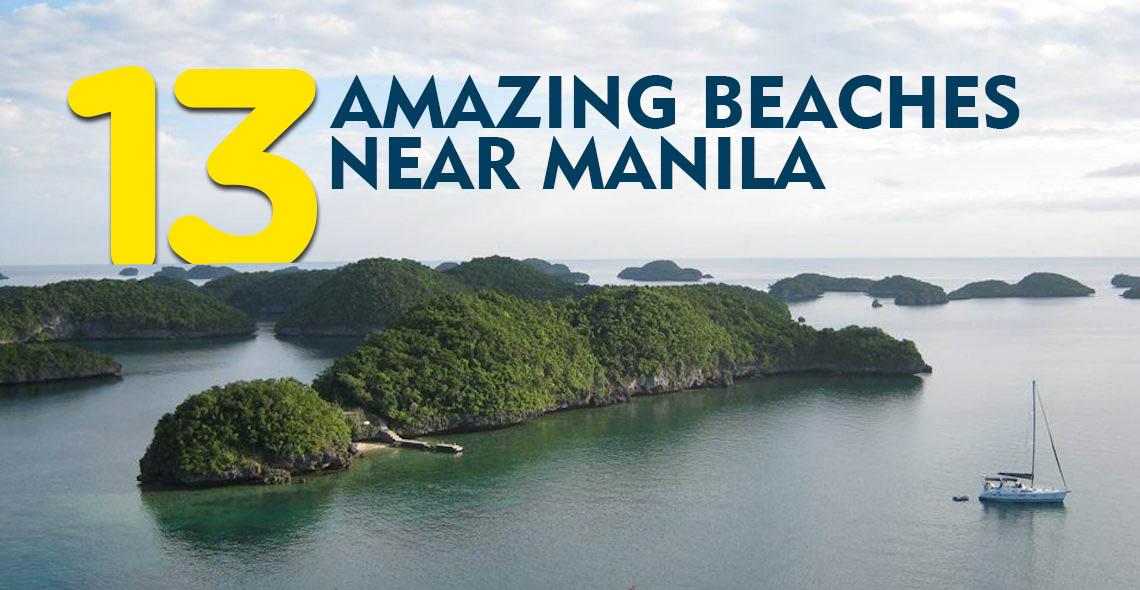 Manila beach tours philippine beach guide for Affordable pools near metro manila