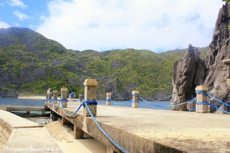 Matinloc Shrine Port
