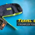 TRAVEL GEAR: Crumpler Low Level Aviator Toiletry Pouch