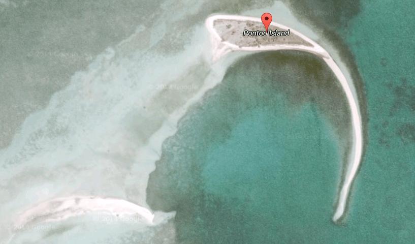 Sperm shape island