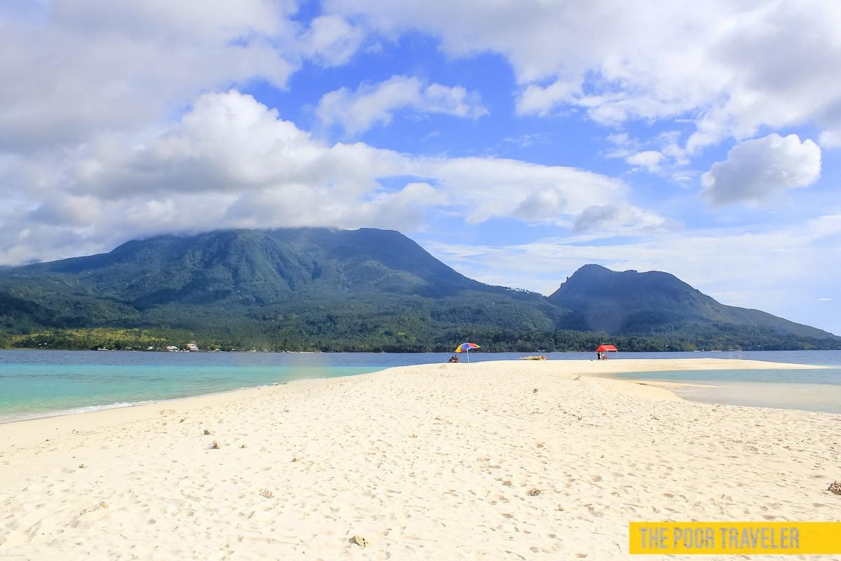 Picturesque Mt. Hibok-hibok
