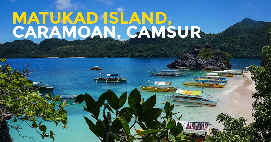 Quick Guide Matukad Island In Caramoan Camarines Sur Philippine Beach