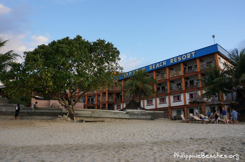 Tamaraw Beach Resort