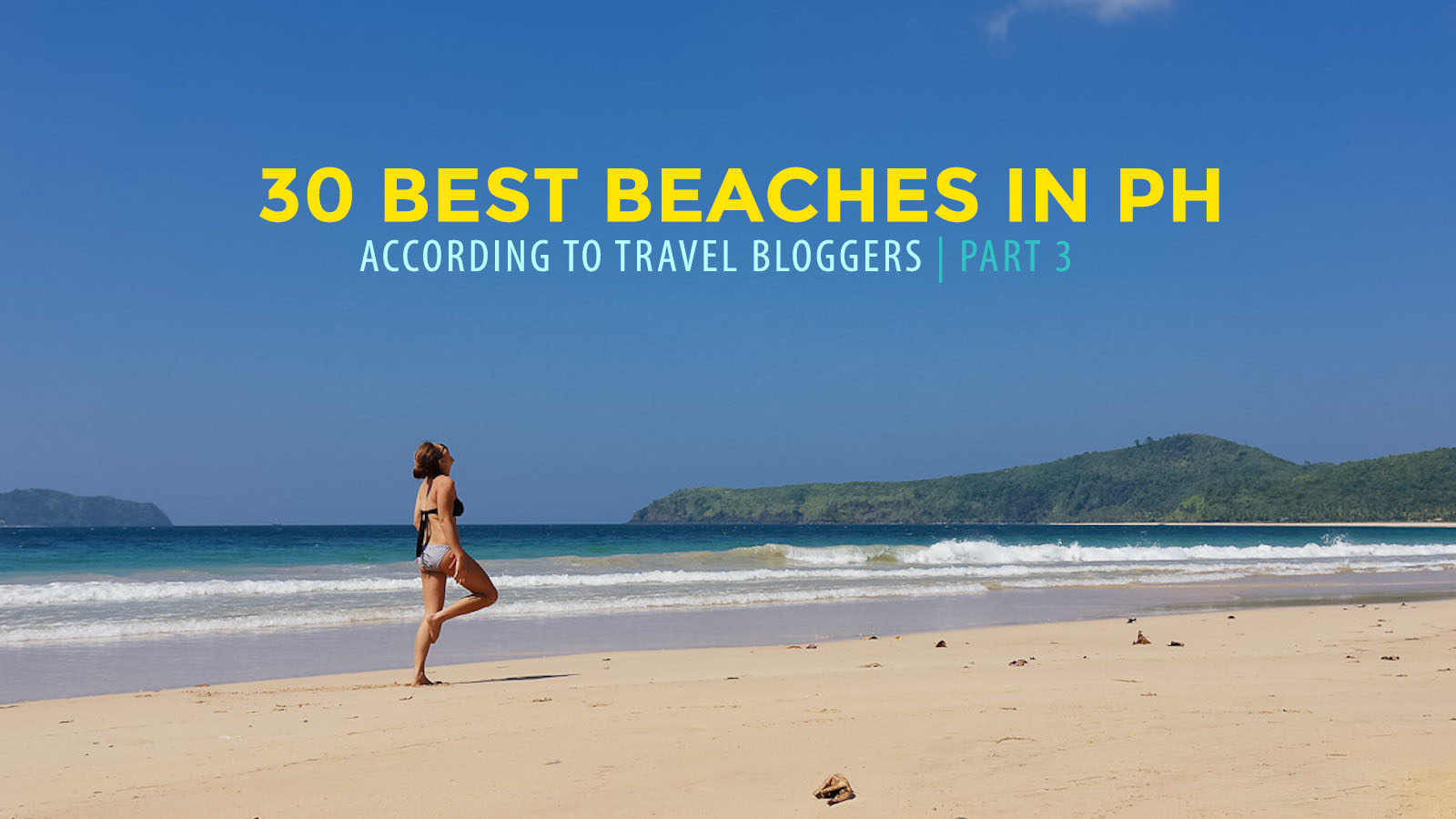 30 Best Beaches In The Philippines According To Travel Bloggers Part 3 Philippine Beach Guide