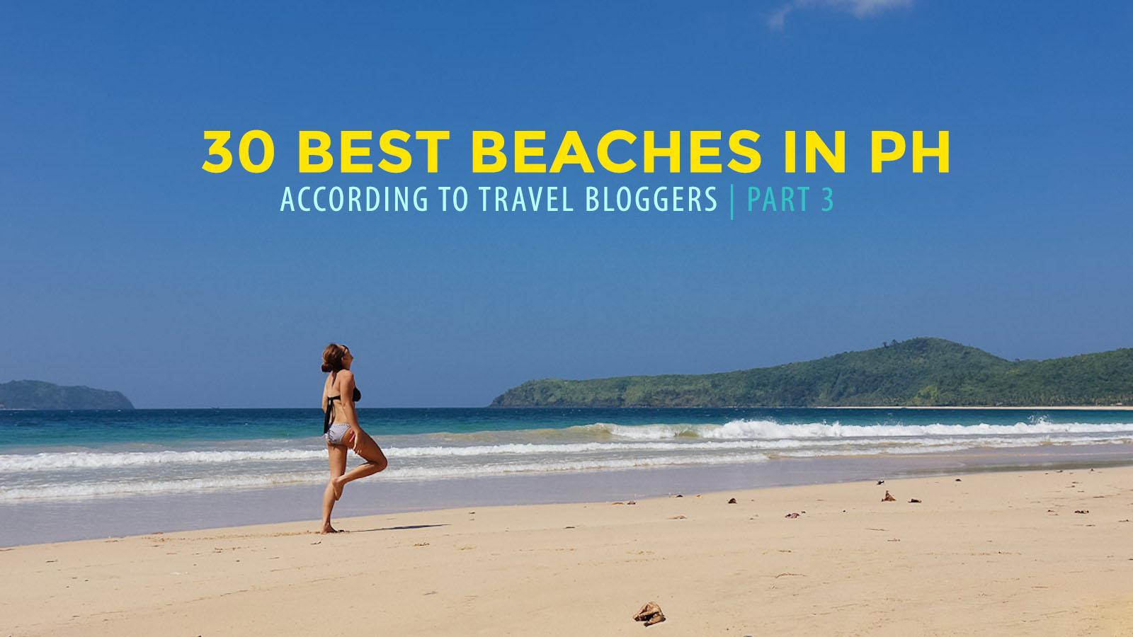 Philippines Best Beaches Near Manila