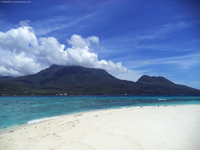 White Island, Camiguin. Photo by Ivan Brinas Cultura