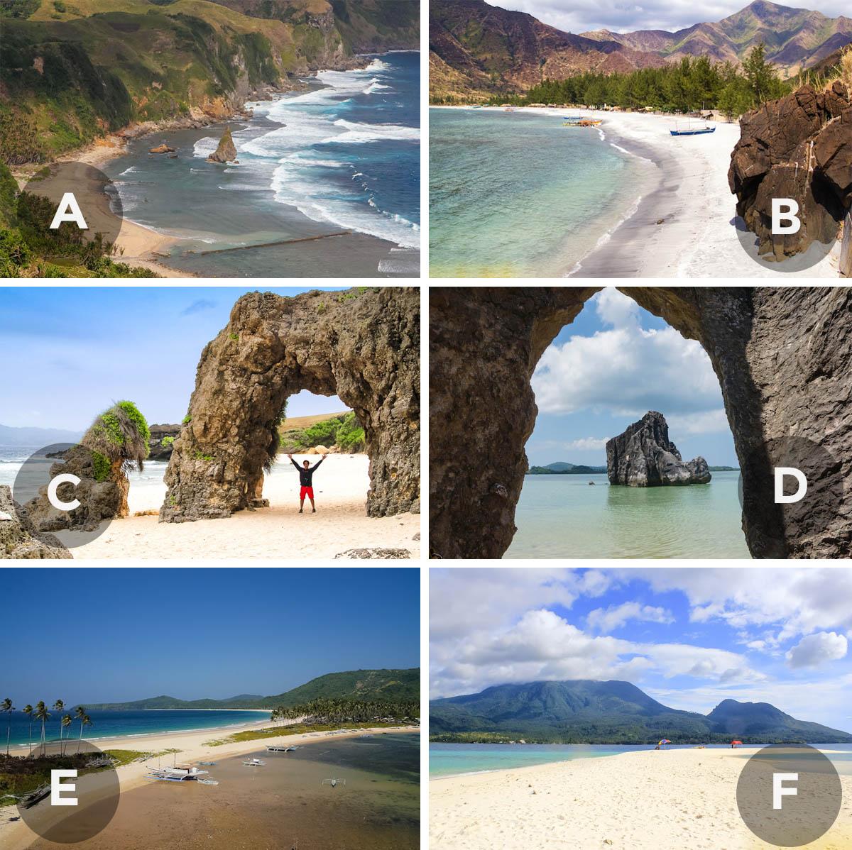 Iconic Beaches Philippines