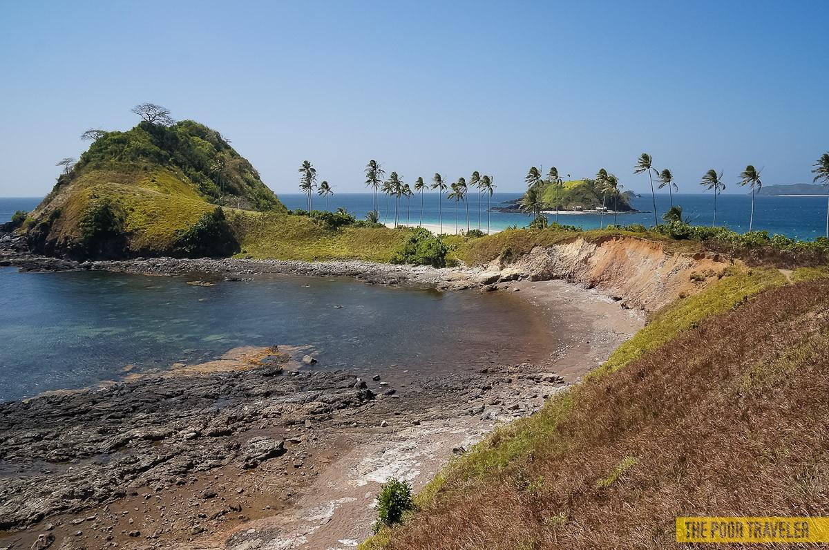 Nacpan Beach Viewpoint