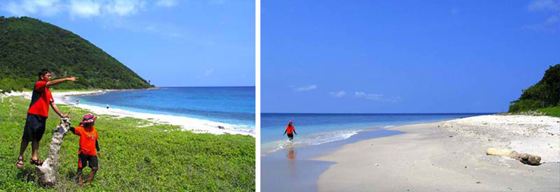 Pamuktan Beach. Photos by Melo Villareal