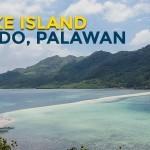 Quick Guide: Snake Island in El Nido, Palawan