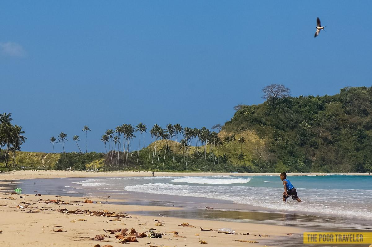 Virgin Beaches in El Nido