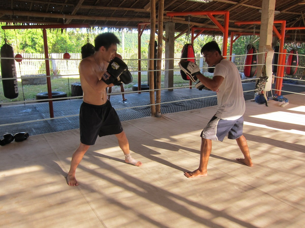 Boxing in the Philippines!