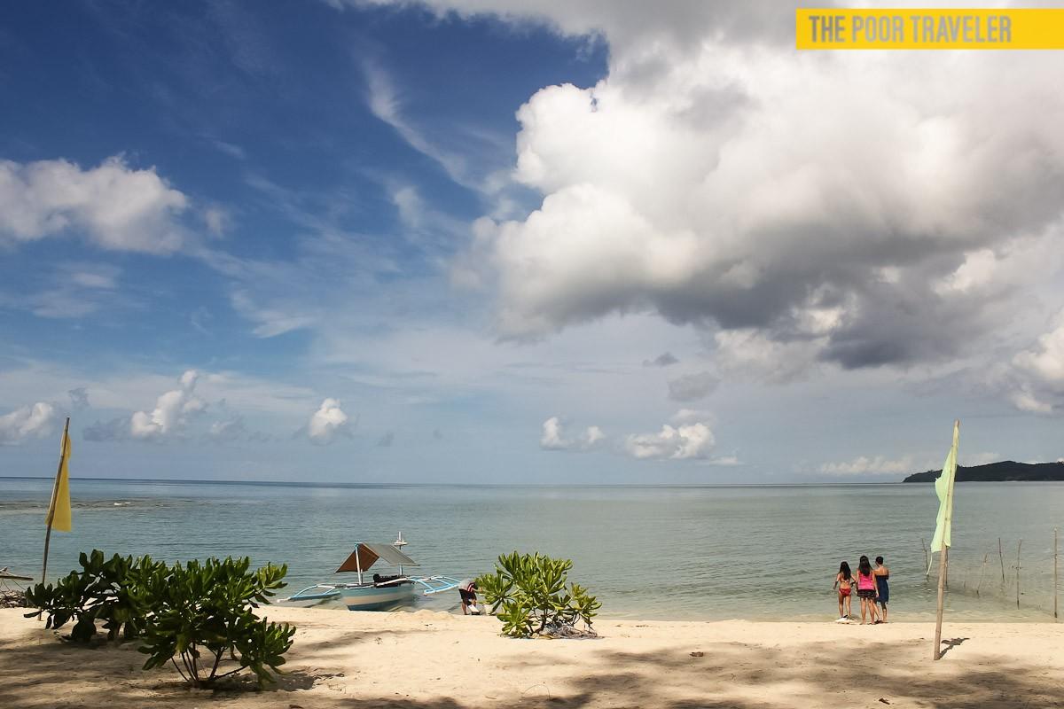 Dampalitan Island, Padre Burgos, Quezon