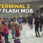 "VIDEO: ""Happy"" Flash Mob at NAIA Terminal 2"