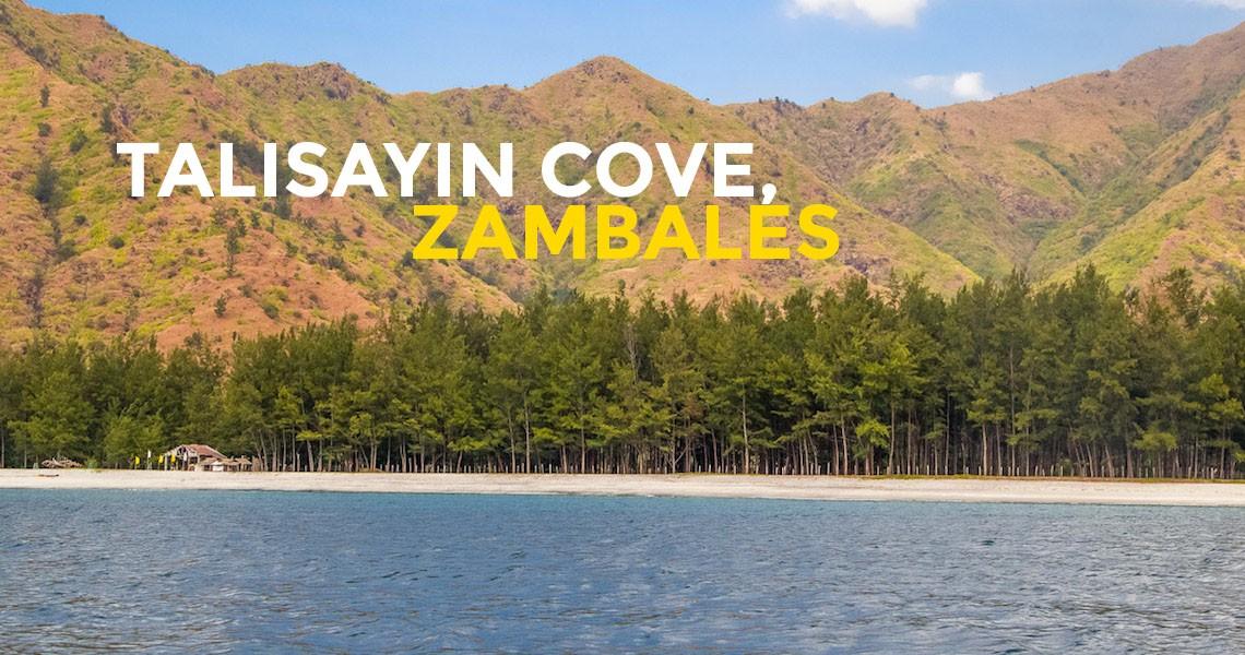 Quick Guide Talisayin Cove In San Antonio Zambales Philippine Beach Guide