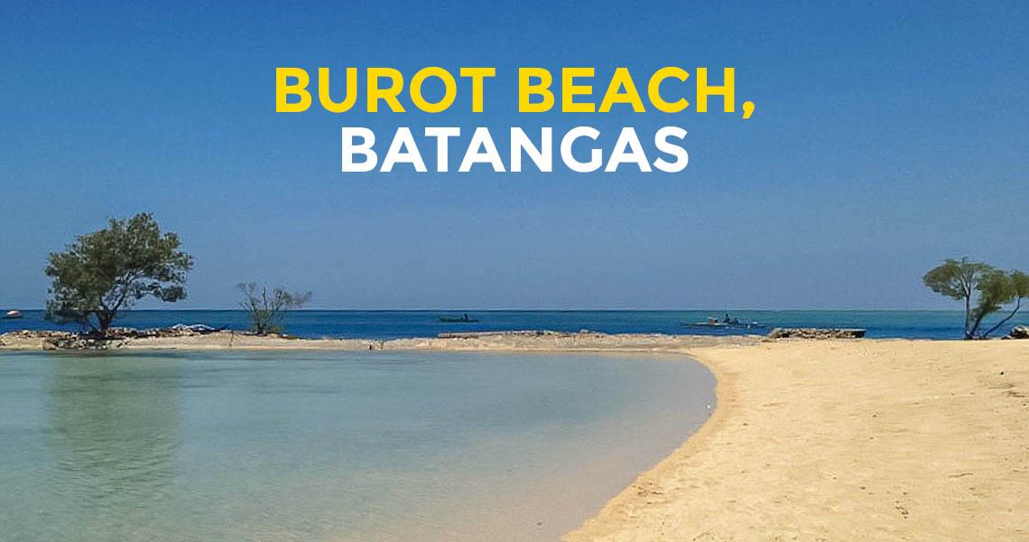 Best Beaches In Batangas