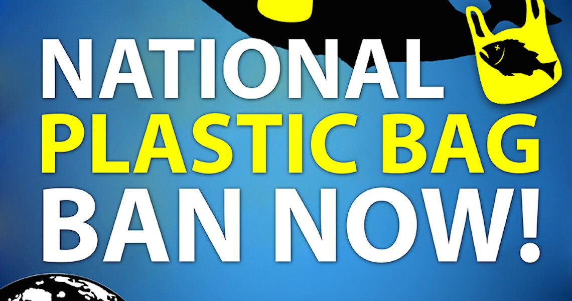 National Plastic Bag Ban