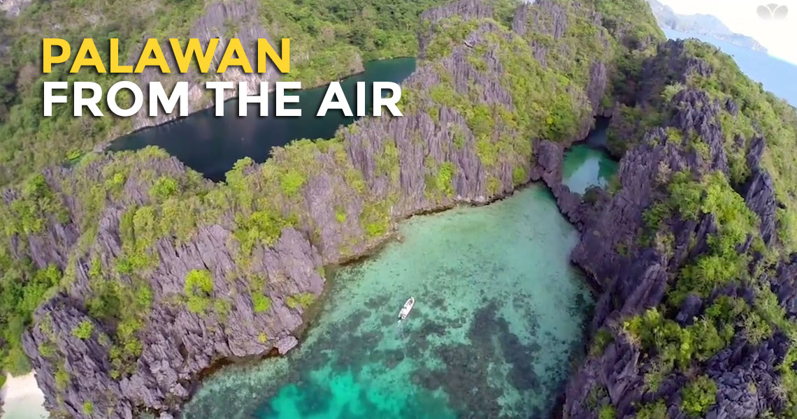 Video: Palawan From the Air (Matador Network)