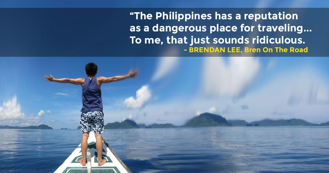Philippines is not Dangerous