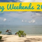 2015 Philippine Holidays and Long Weekends