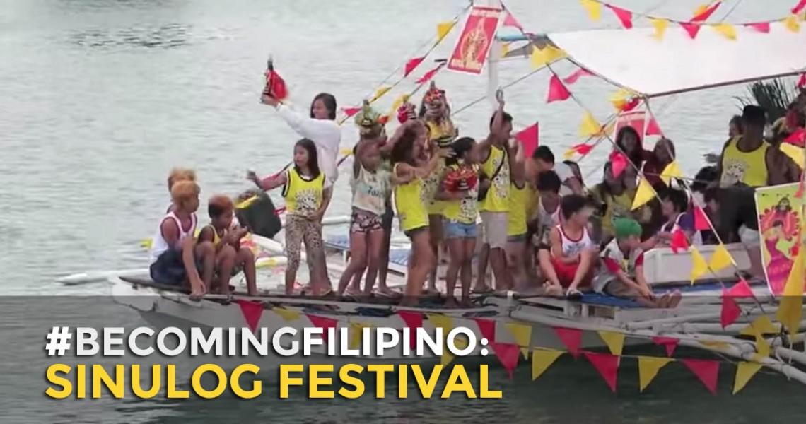 #BecomingFilipino: Joining Sinulog Festival in Cebu