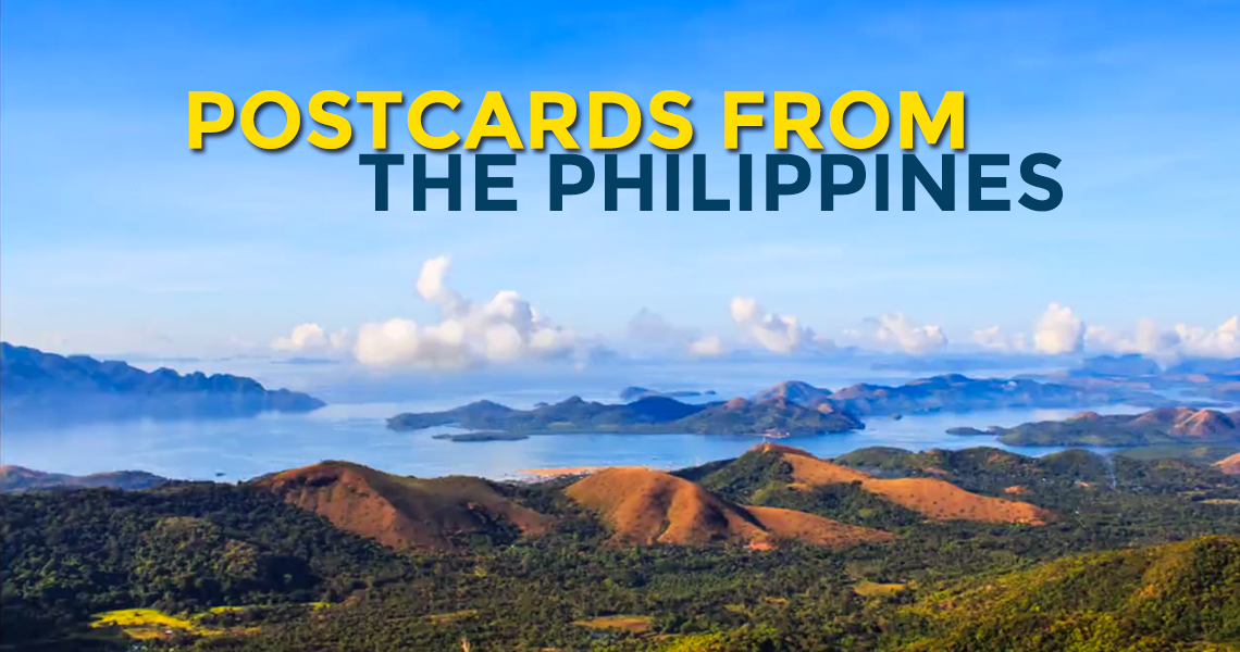 Video: Postcards from the Philippines by Shannah Villegas & Rafael Soto