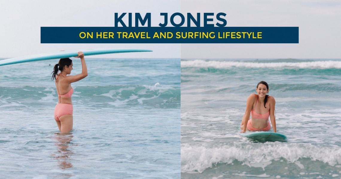 #myLifestyle: Kim Jones Shows Off her Surfing Lifestyle in La Union