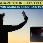 Share Your Lifestyle and Get a Chance to Win Lenovo Gadgets + Postpaid Plan